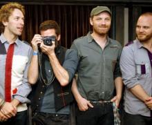 Coldplay em Barcelona
