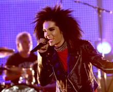 Tokio Hotel no Pavilhão Atlântico (foto: Manuel Lino)