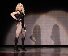 Madonna em Lisboa (André Kosters/Lusa)